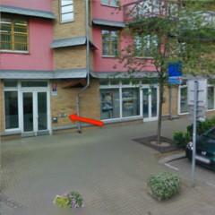 Pohled z ulice - Notářská kancelář JUDr. Blanka Čechová